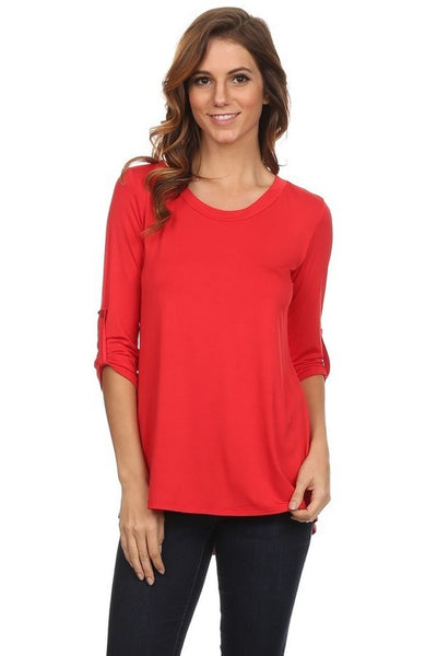 Regan Top (multiple colors to pick!)