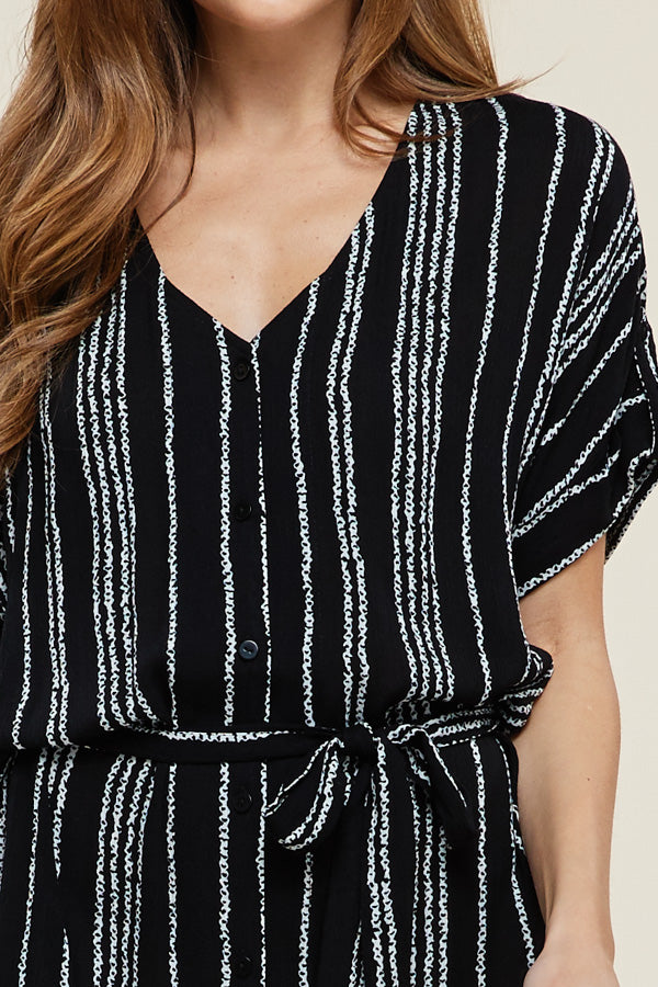 Leighton Stripe Dress
