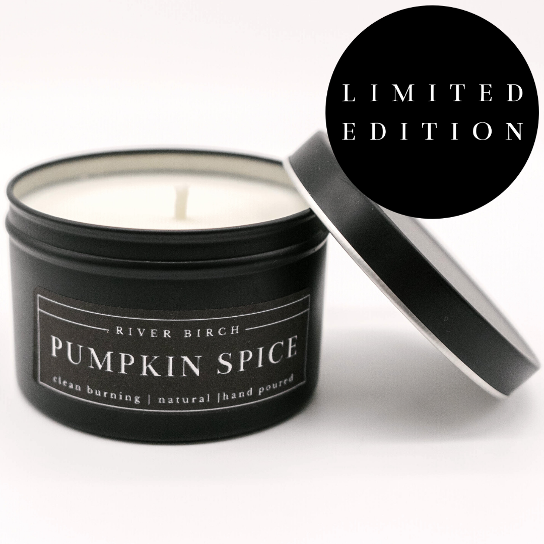 River Birch Candles - 8oz Pumpkin Spice