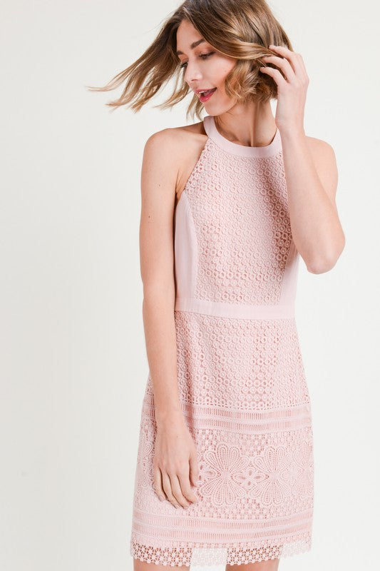 Miranda Blush Dress