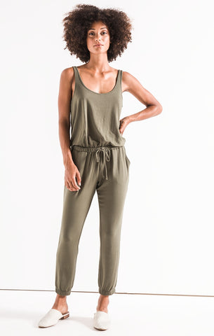 The Tank Jumpsuit - Z Supply