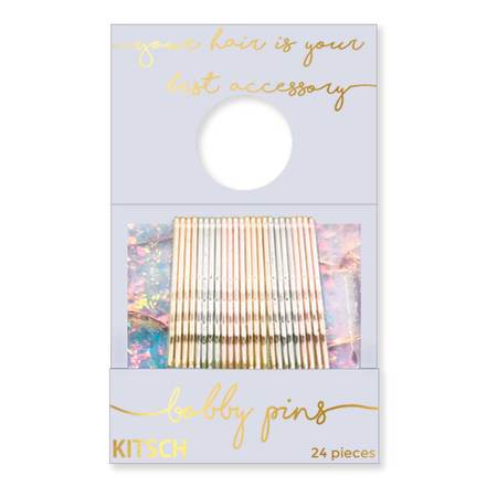 KITSCH - Opal Matchbook Bobby Pins