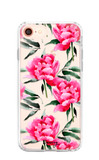 The Casery - Peony Pink iPhone Case