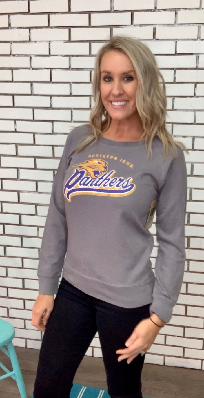UNI Panthers Pullover