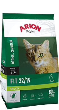 "אריון חתול פיט 7.5 ק""ג -Arion - pet-fix.co.il"