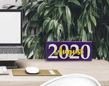 Load image into Gallery viewer, 2021 Graduation Desk/Shelf Sitter Sign