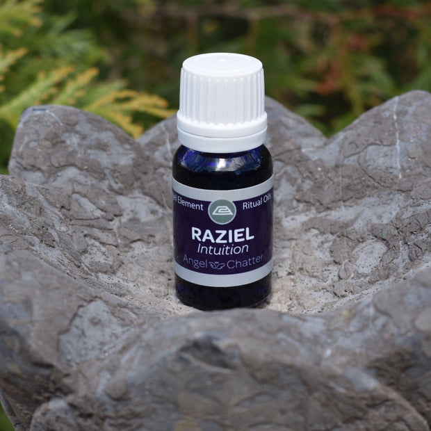 Angel Element Ritual Droppers - Angel Chatter/Christine Alexandria - Raziel