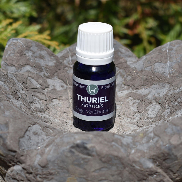 Angel Element Ritual Droppers - Angel Chatter/Christine Alexandria - Thuriel