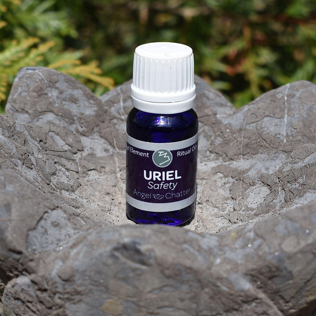 Angel Element Ritual Droppers - Angel Chatter/Christine Alexandria - Uriel