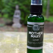 Angel  Ritual Misters - Angel Chatter - Christine Alexandria - Pure Essential Oil Angel Oil -  Mother Mary
