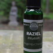 Angel  Ritual Misters - Angel Chatter - Christine Alexandria - Pure Essential Oil Angel Oil - Raziel