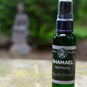Angel  Ritual Misters - Angel Chatter - Christine Alexandria - Pure Essential Oil Angel Oil - Shamael