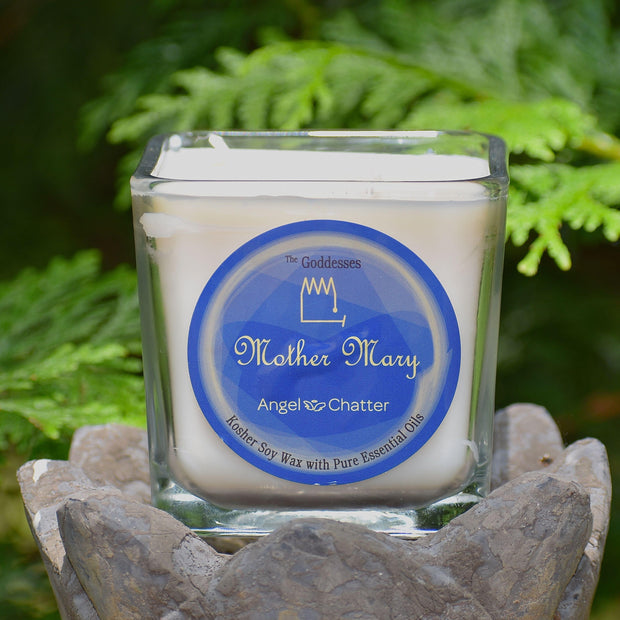 Goddess Candles - Angel Chatter