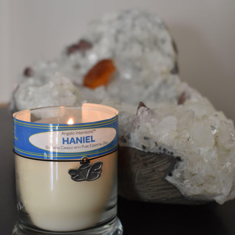 Angel Intention Ritual Candles