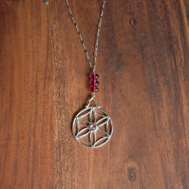 The Ishtar Necklace - Angel Chatter - Christine Alexandria