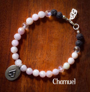 Angel Intention Bracelets - Angel Chatter - Christine Alexandria - Chamuel