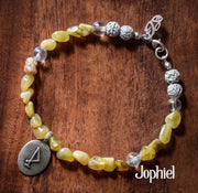 Angel Intention Bracelets - Angel Chatter - Christine Alexandria -  Jophiel