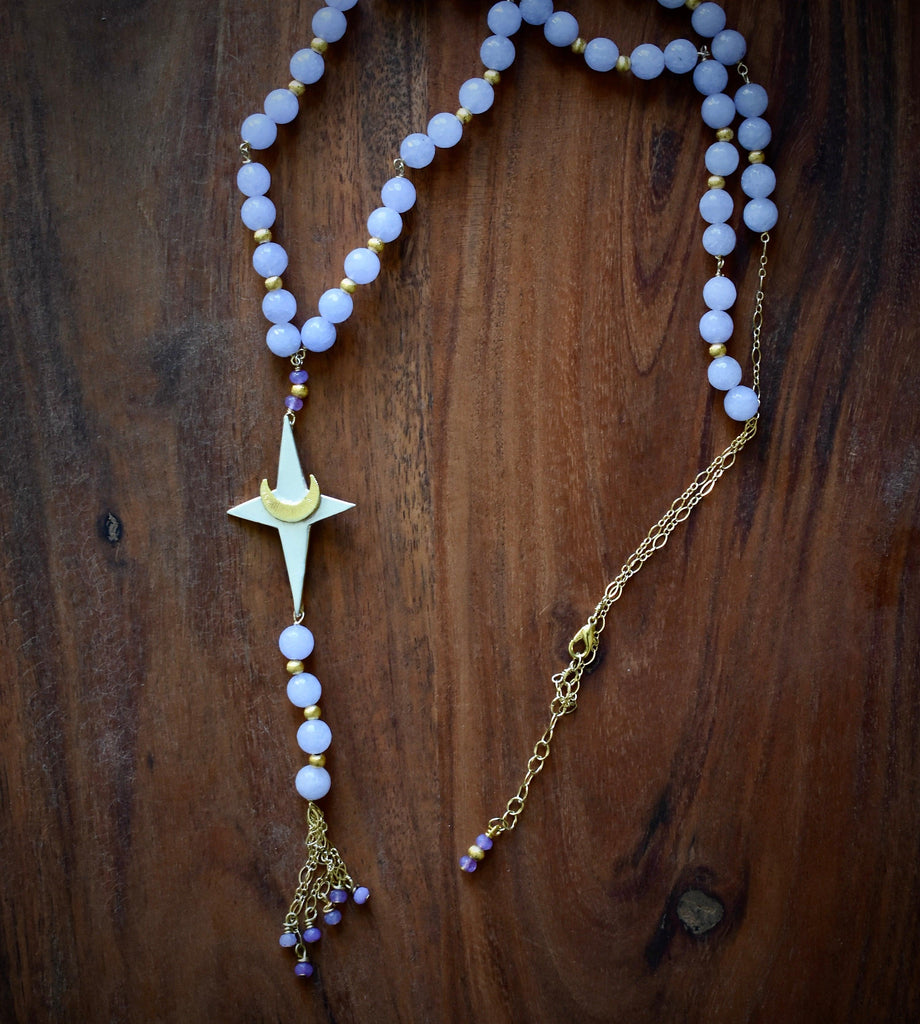 The Kwan Yin Necklace - Angel Chatter