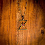 The Mary Magdalene Necklace - Angel Chatter - Christine Alexandria