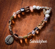 Angel Intention Bracelets - Angel Chatter - Christine Alexandria -  Sandalphon