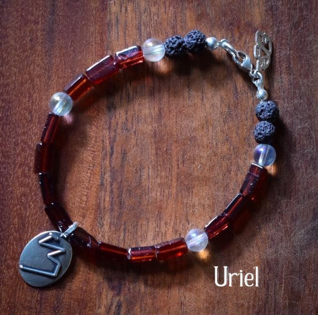 Angel Intention Bracelets - Angel Chatter - Christine Alexandria -  Uriel