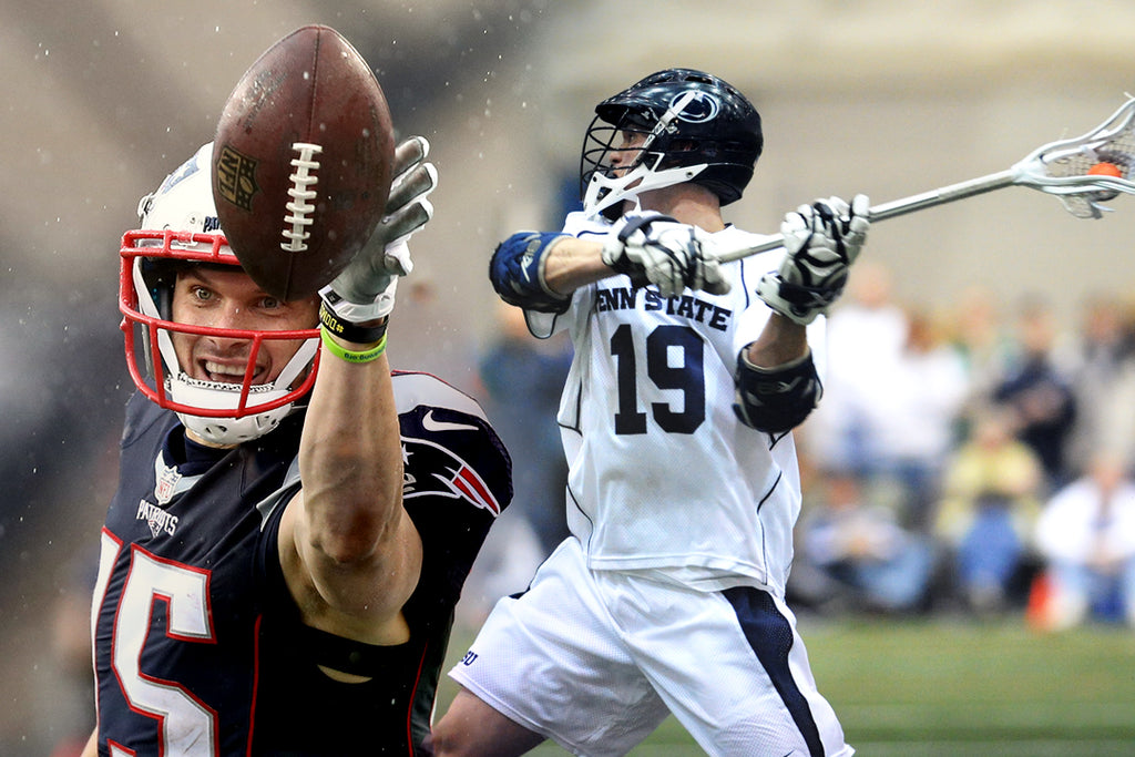 FORMER NFL WIDE RECEIVER CHRIS HOGAN DECLARES FOR PLL ENTRY DRAFT