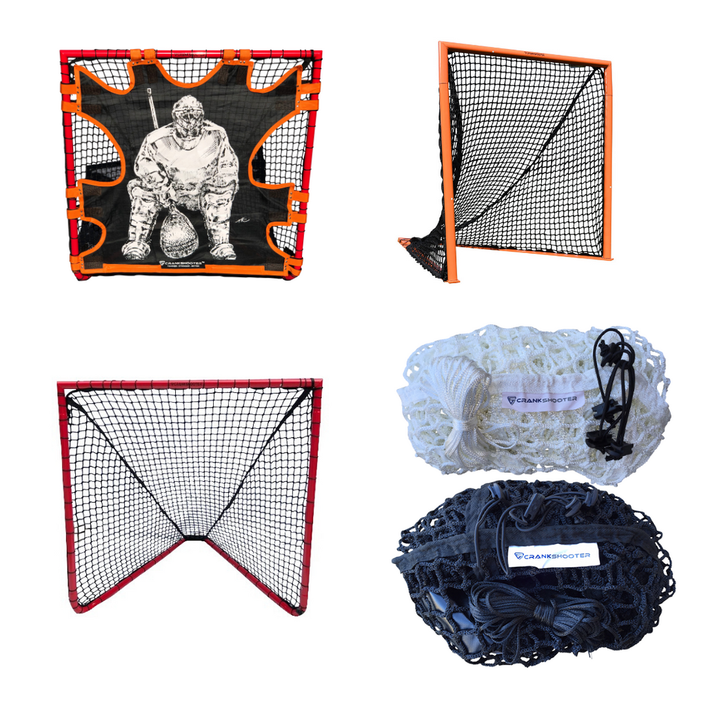 Box Lacrosse Products by CrankShooter®