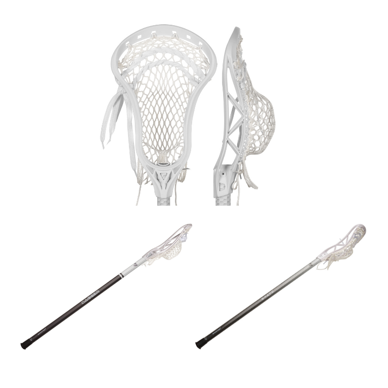 Compete Lacrosse Sticks, Shafts & Heads