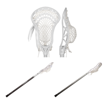 (NEW!) EPOCH Lacrosse Shafts, Heads & Protective Equipment-FREE SHIPPING