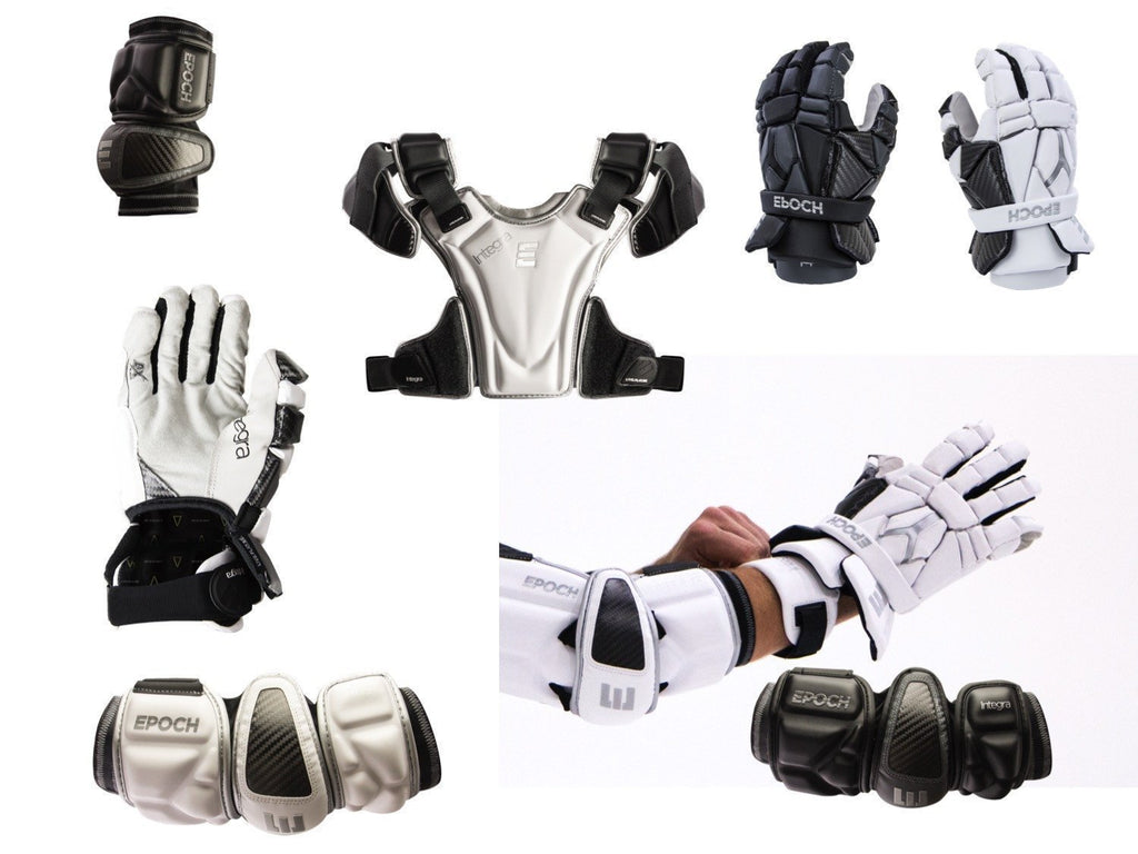 Epoch Lacrosse Protective Gear-a DISRUPTED FORCE in Lacrosse Gear