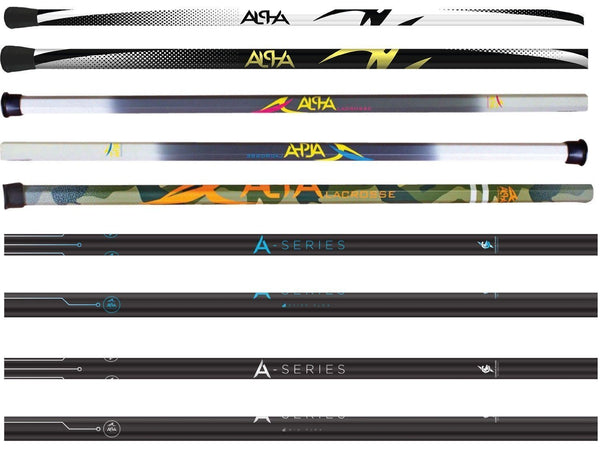 Alpha Shafts by Alpha Lacrosse