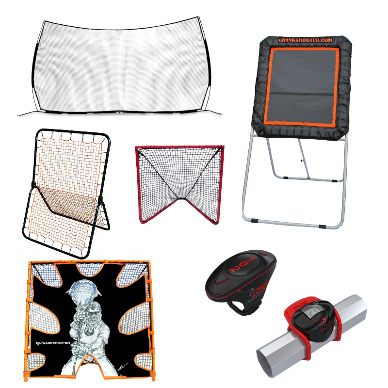 Lacrosse Training Devices  -  Click on Products for Details