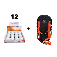 Ball Bag/12 Ball Combo by CrankShooter® - FREE Shipping