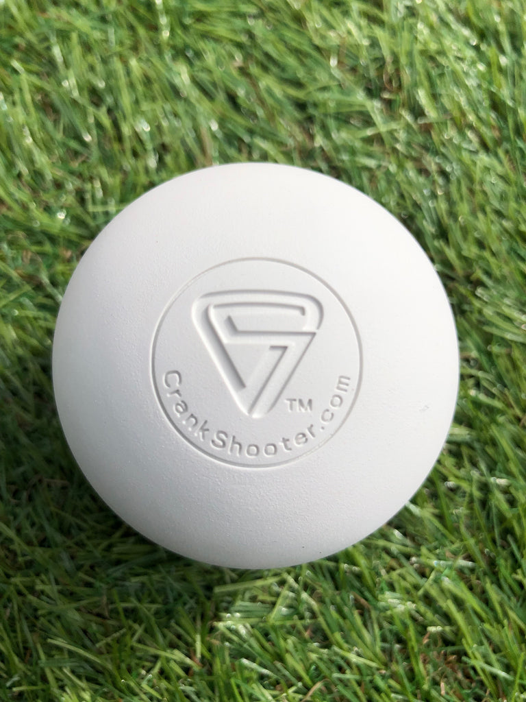 CrankShooter® Lacrosse Game Balls - Qty 60 (1/2 Case) Meets NFHS/SEI/NOCSAE/NCAA Specifications - FREE SHIPPING