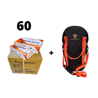 Ball Bag + 60 Balls Coach Combo by CrankShooter® - FREE Shipping