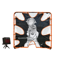 Shot Training COMBO - LaxRadar & Hi-Impact Shot Trainer by CrankShooter® GOAL/NET NOT INCLUDED - MAY SPECIAL ONLY - FREE SHIPPING