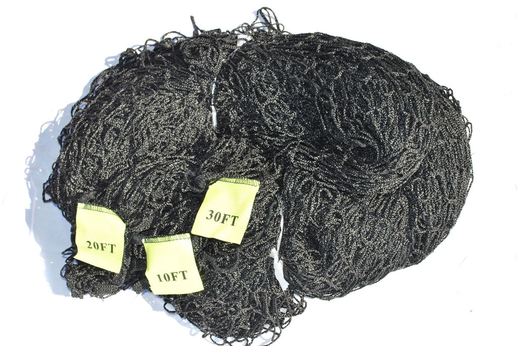 Backstop 10' x 30' net/replacement net by CrankShooter™- 3.0mm super twist fibers-FREE SHIPPING