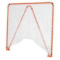 Lacrosse Goal-Folding w/4mm, 5mm or 6mm WHITE net-35 lbs 6'x6'x7' by CrankShooter® FREE Shipping.