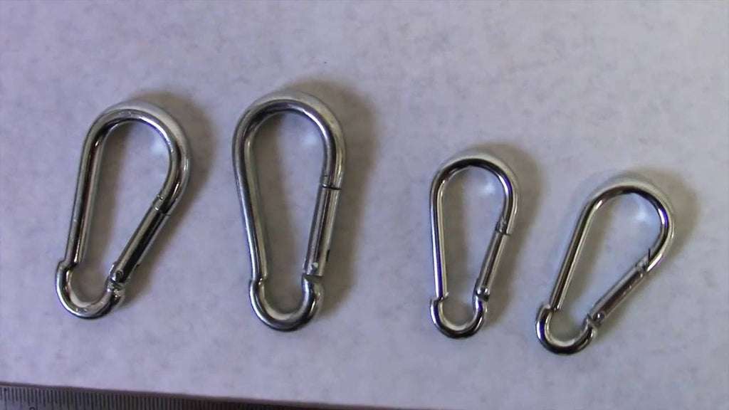 Snap Hooks for custom netting