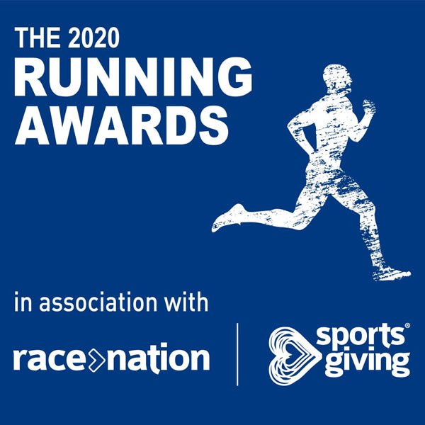 Ronhill wins double gold at National Running Awards 2020!
