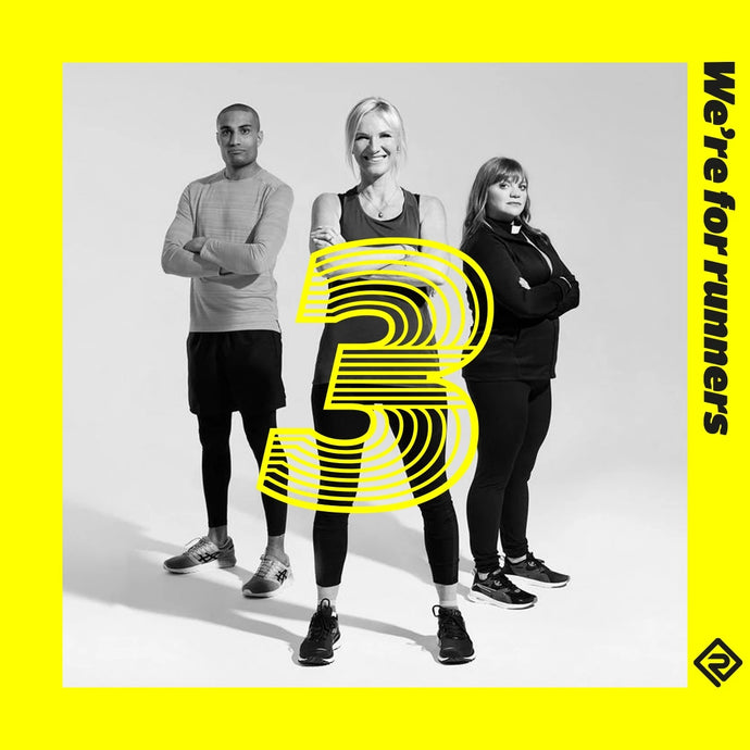 #3 Dare2Tri – Jo Whiley, Reverend Kate Bottley & Richie Anderson