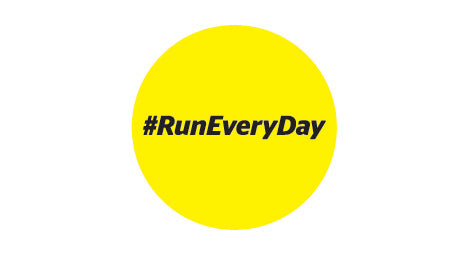 #RunEveryDay Strava Run Club