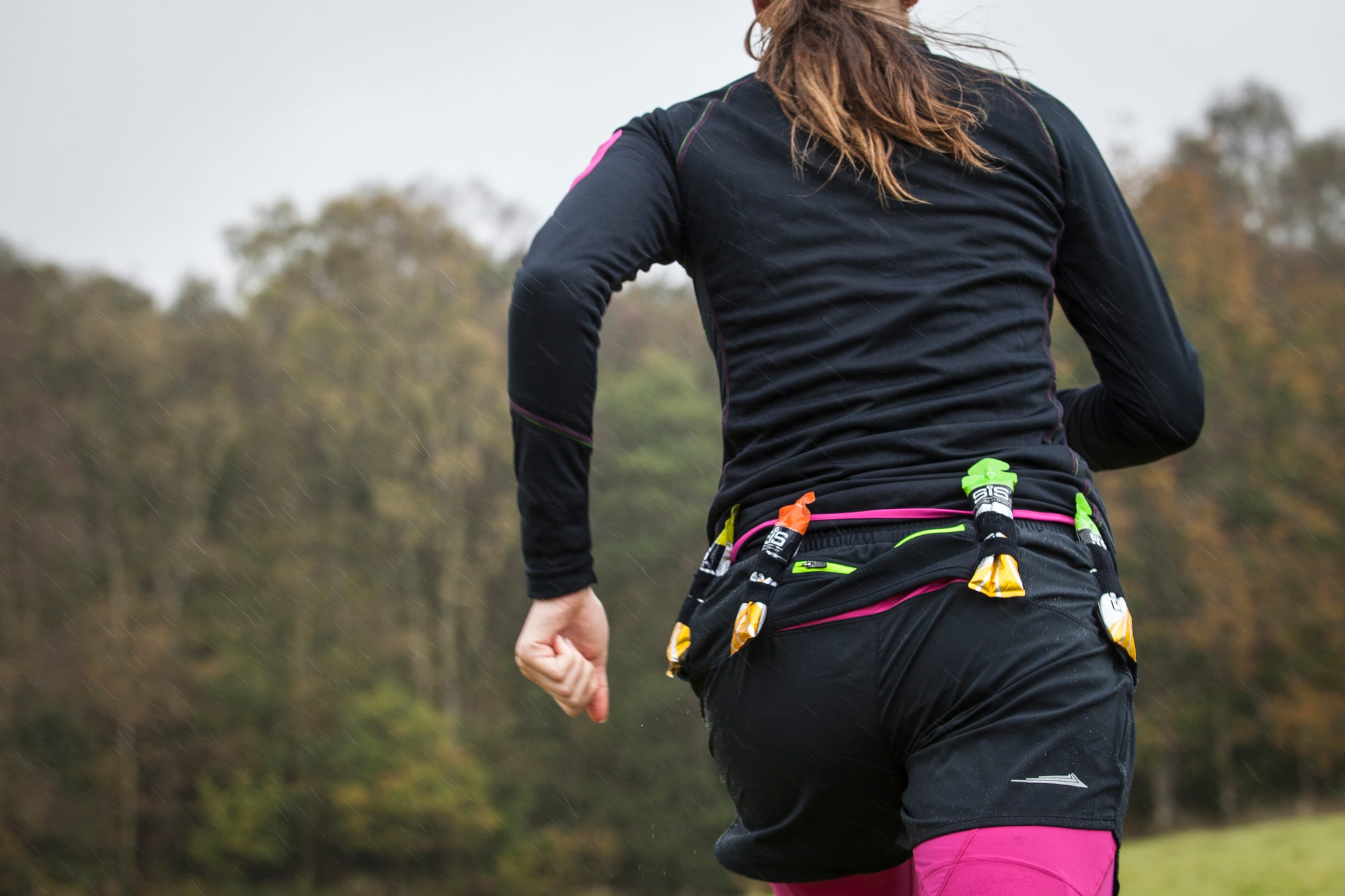 Trail Fuel Twin Short – don't hit the wall, run through it