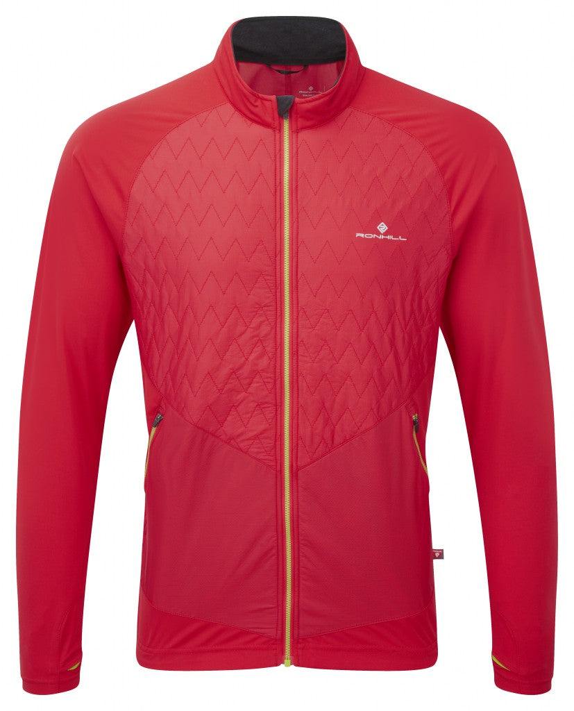 Men's Vertex Jacket in Racing Red