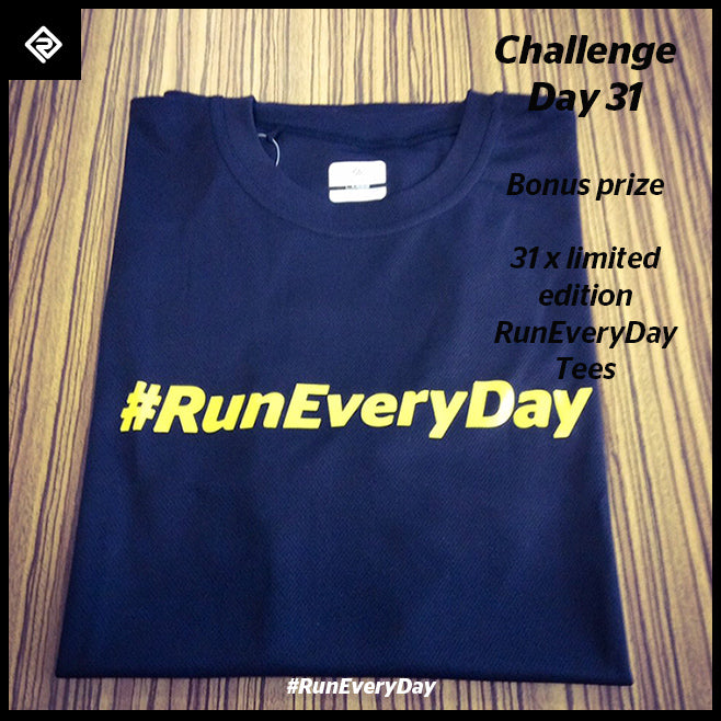 Challenge Day 31 – the final countdown