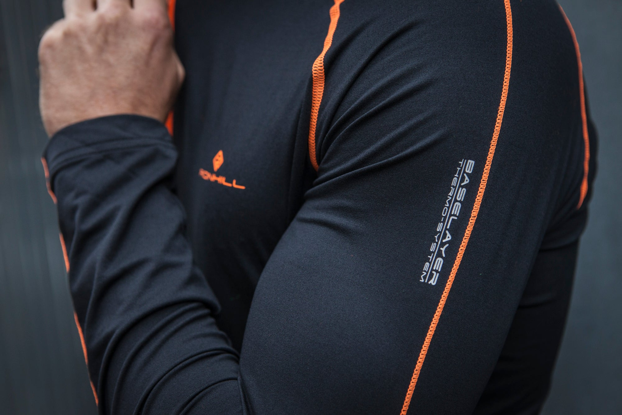 Base Layer – keeping you warm, keeping you comfy