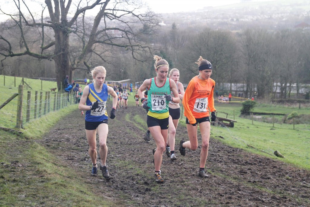 Leading the climb from eventual winner Claire Duck (227) and third place Rosie Smith (131)