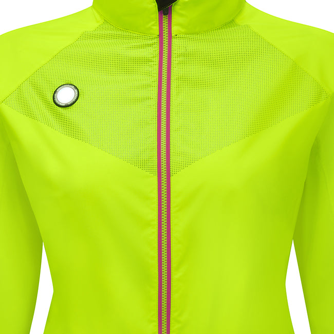 The New Radiance jacket has 360 degree reflectivity