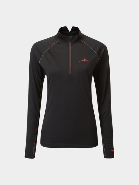 Women's Tech Merino 1/2 Zip Tee