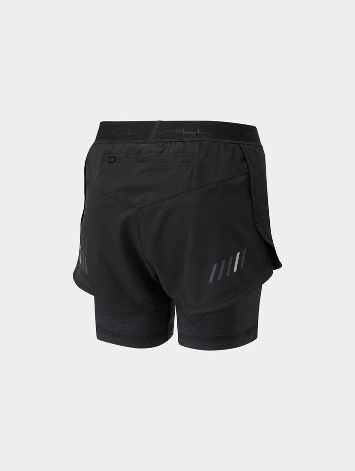 Women's Tech Twin Short